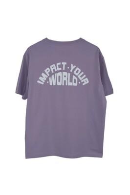 ANGELIC T-Shirt mauve, Arise - UNISEX.