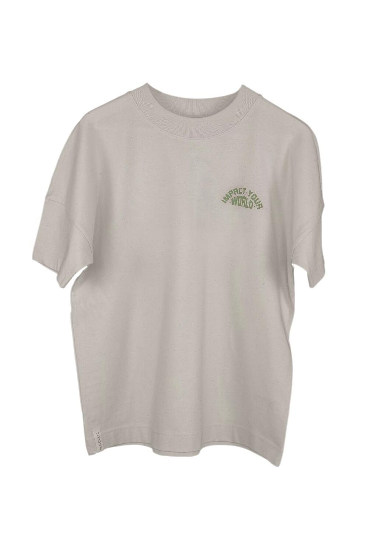ANGELIC T-Shirt natural raw, Arise sage - UNISEX.