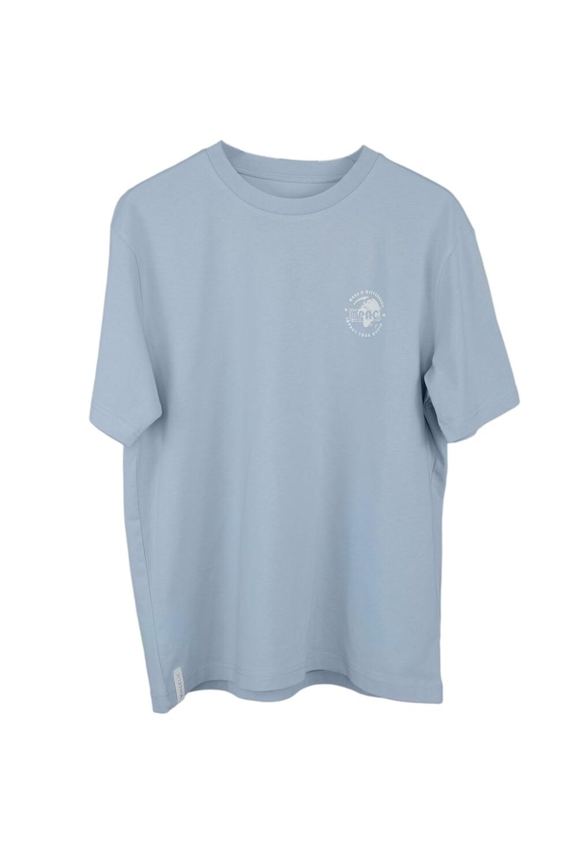 ANGELIC T-Shirt hellblau, Welt Verbesserer - UNISEX.