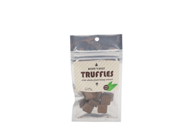 Chocolate Truffles (mint) Sampler Pack - 6 pack