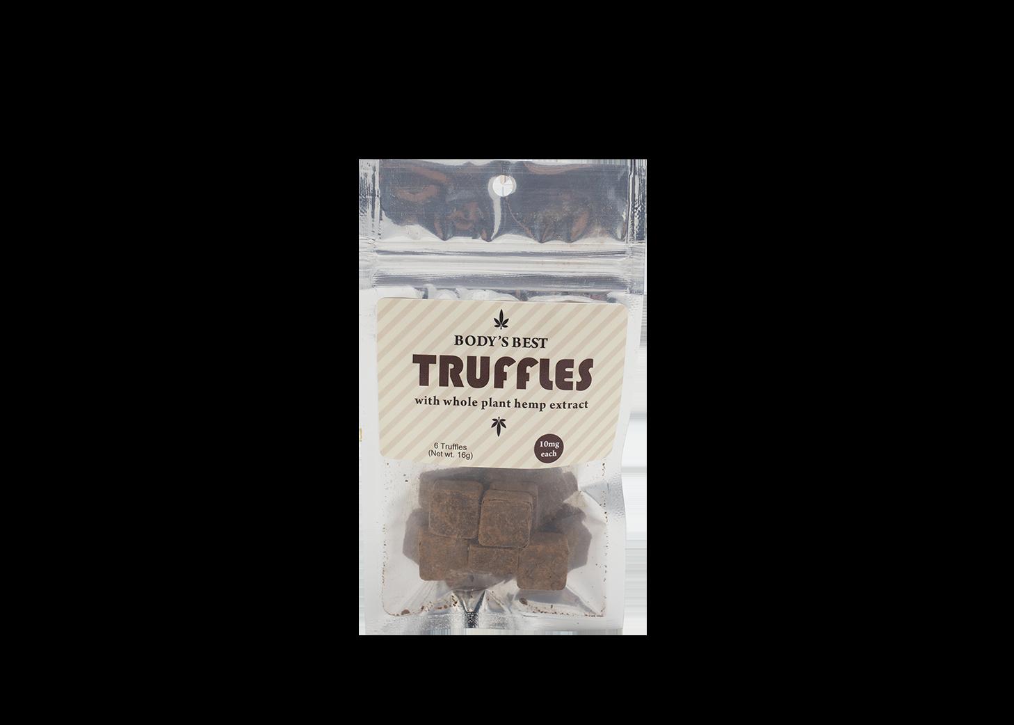 Chocolate Truffles Sampler Pack - 6 pack