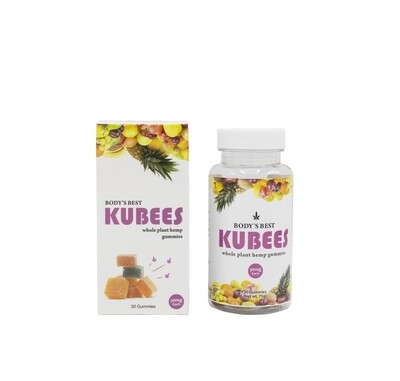 Kubees 30mg (3 times as strong as original gummies)