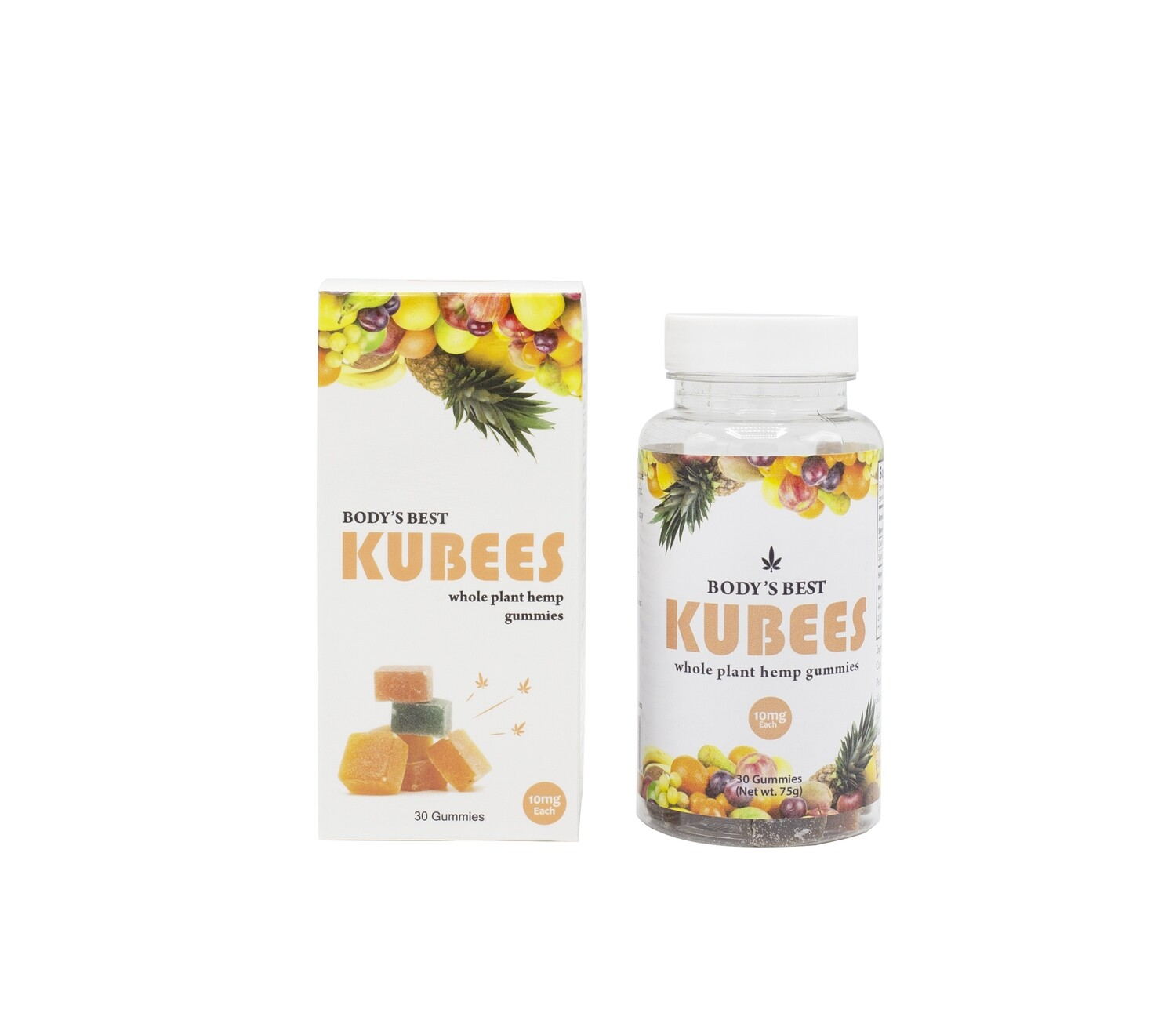 Kubees 10mg (original gummies)