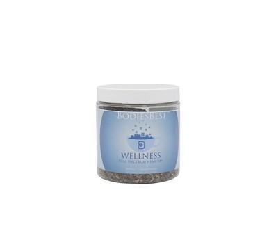 Herbal Hemp Tea ( Wellness Blend) 2000mg