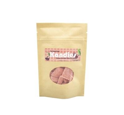Hemp Infused Cherry Hard Candy