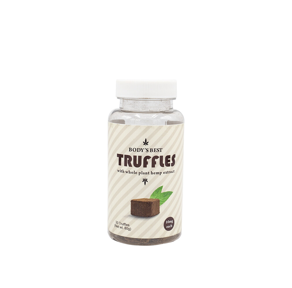 Chocolate Truffles Mint (10mg each)