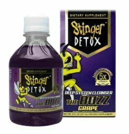 Stinger Detox -Buzz 5X Grape