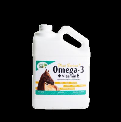 Organic Omega 3 for Equine & Livestock