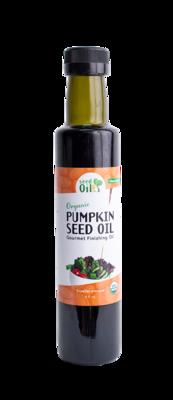 Organic Pumpkin Seed Oil - 8oz