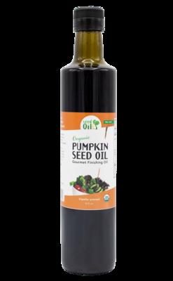 Organic Pumpkin Seed Oil - 16oz