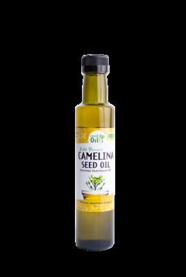 Organic Camelina Seed Oil - 8oz