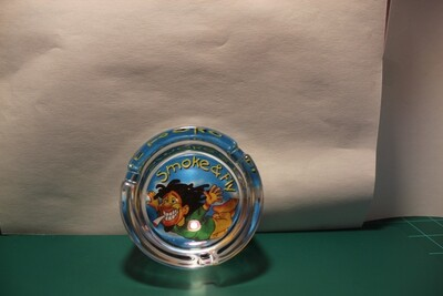 Assorted Styles Glass Ashtray