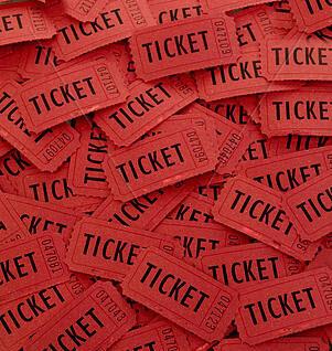 5 Raffle Tickets
