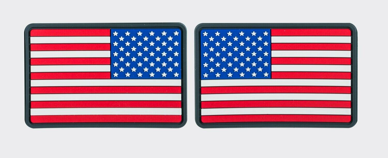 Helikon-Tex - USA Flag (2 pcs)