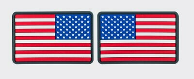 Helikon-Tex - USA Flag (2 pcs)