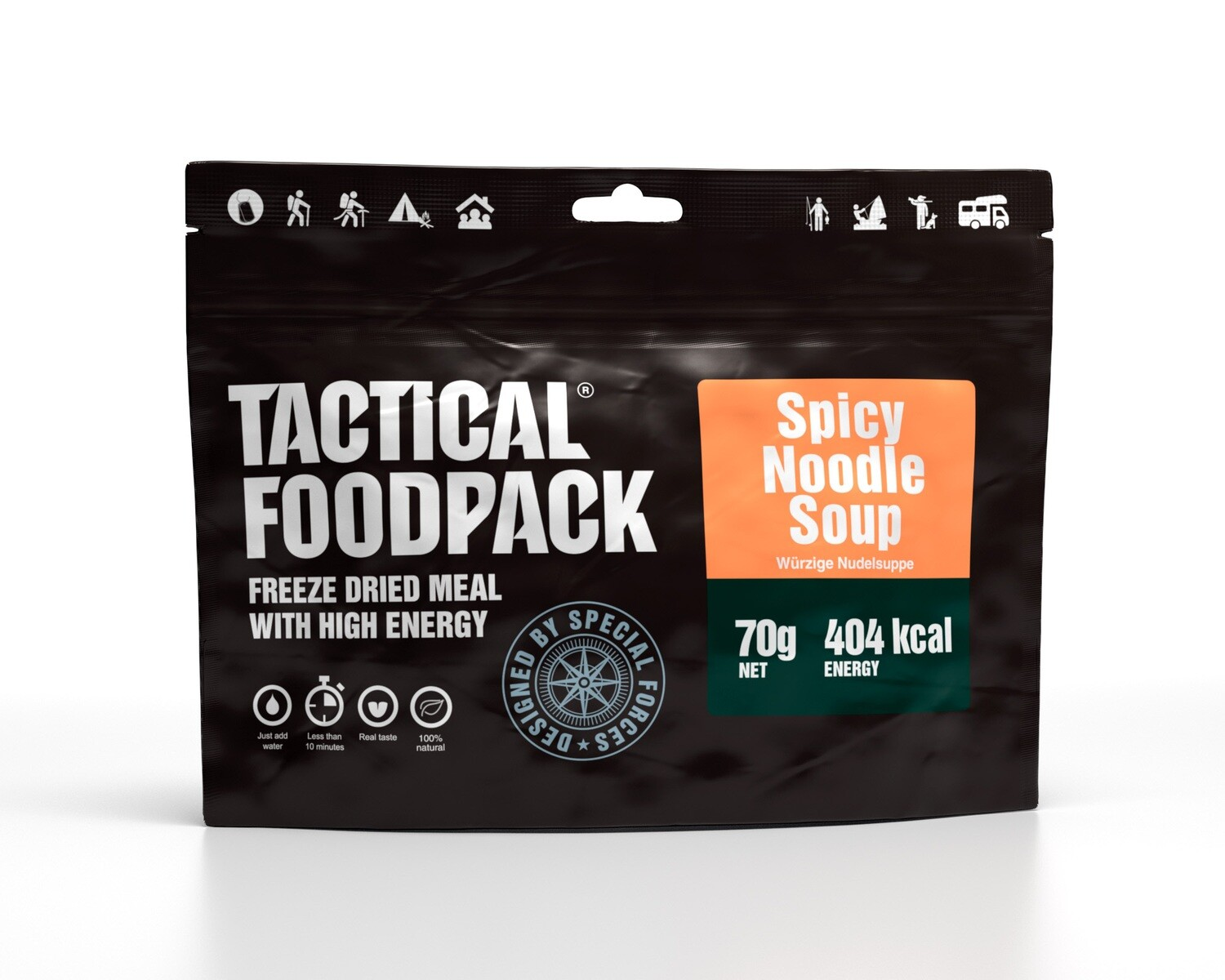 Tactical Foodpack - Spicy Noodle Soup