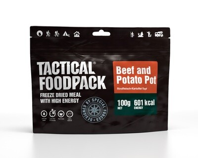 Tactical Foodpack - Beef and Patato Pot