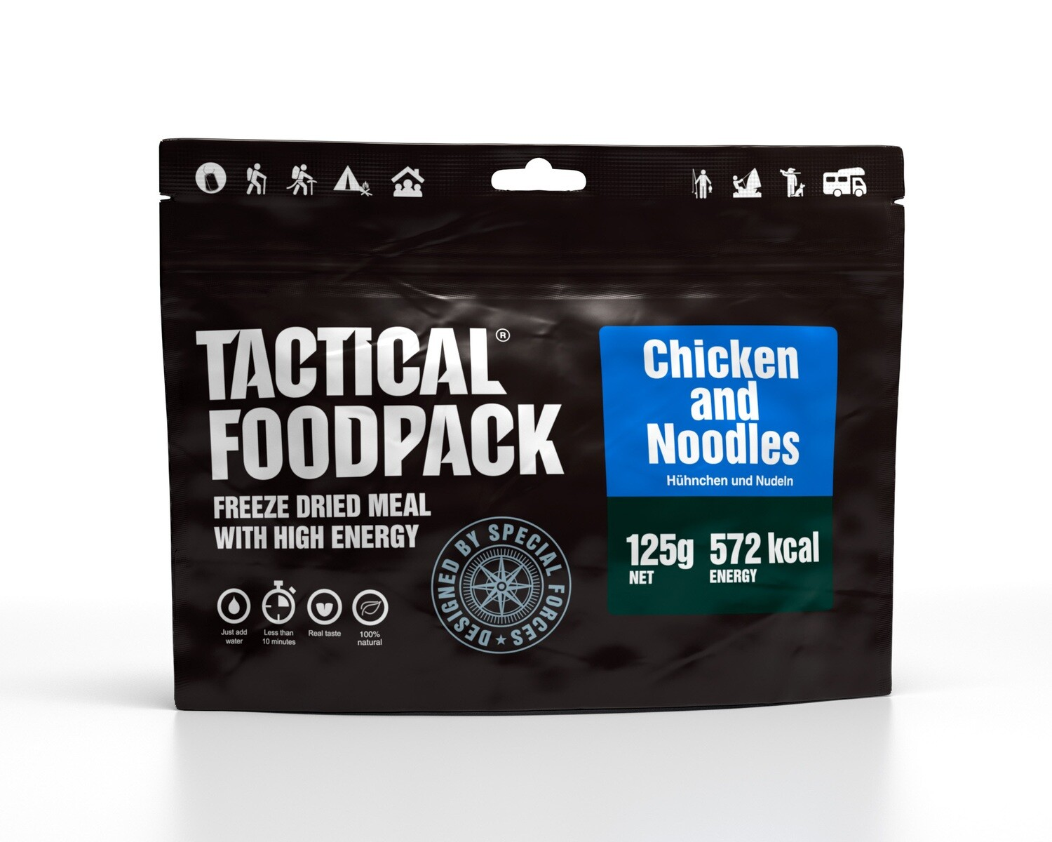 Tactical Foodpack - Chicken and Noodles