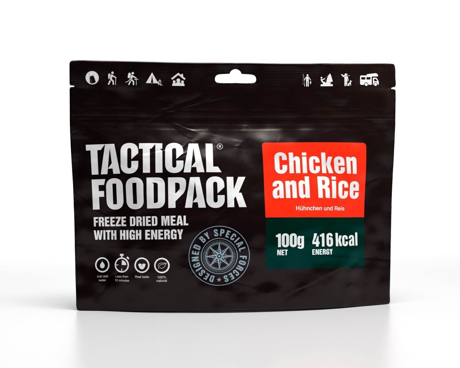 Tactical Foodpack - Chicken and Rice