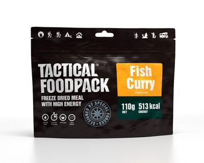 Tactical Foodpack - Fish Curry