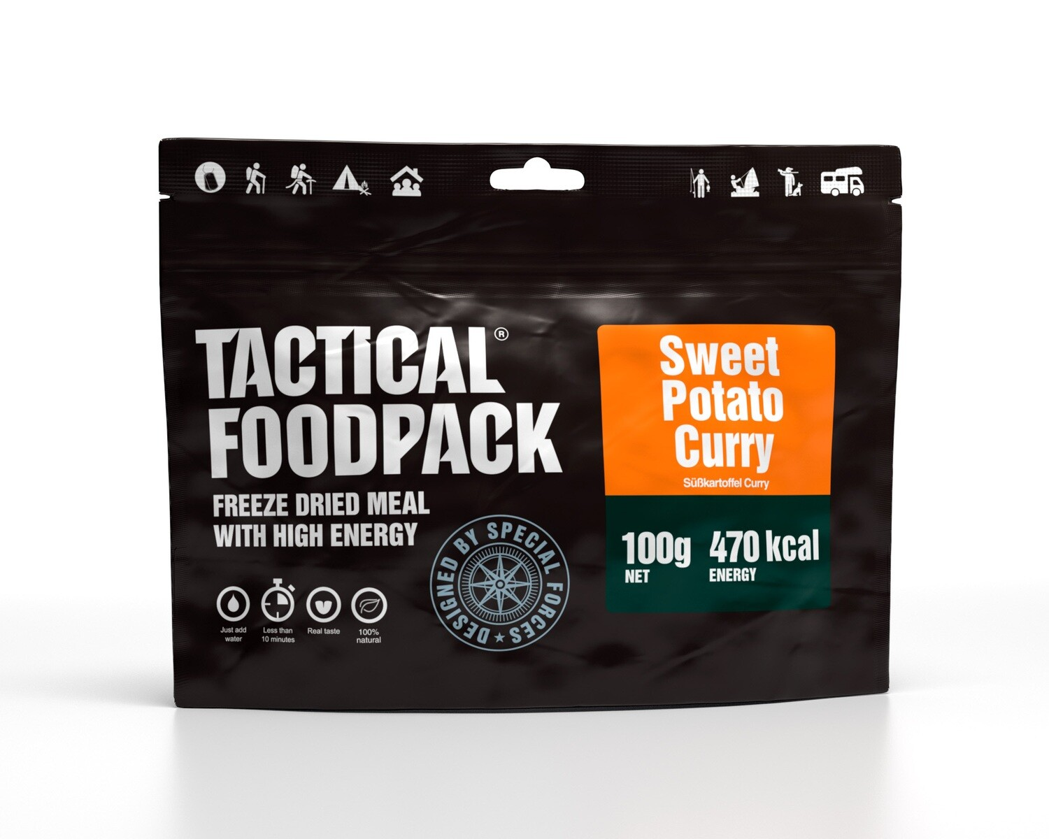 Tactical Foodpack - Sweet Patato Curry