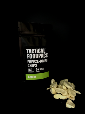 Tactical Foodpack - Apple Chips