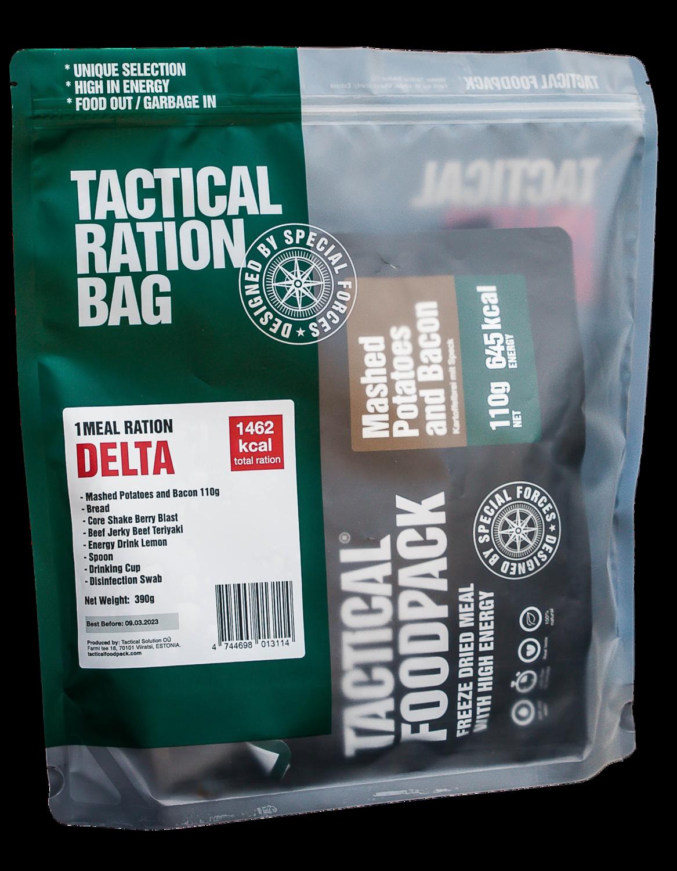 Tactical Foodpack - 1 Meal Ration Delta