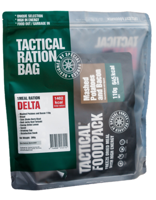 Tactical Foodpack - 1 Meal Ration Delta