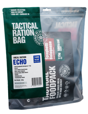 Tactical Foodpack - 1 Meal Ration Echo