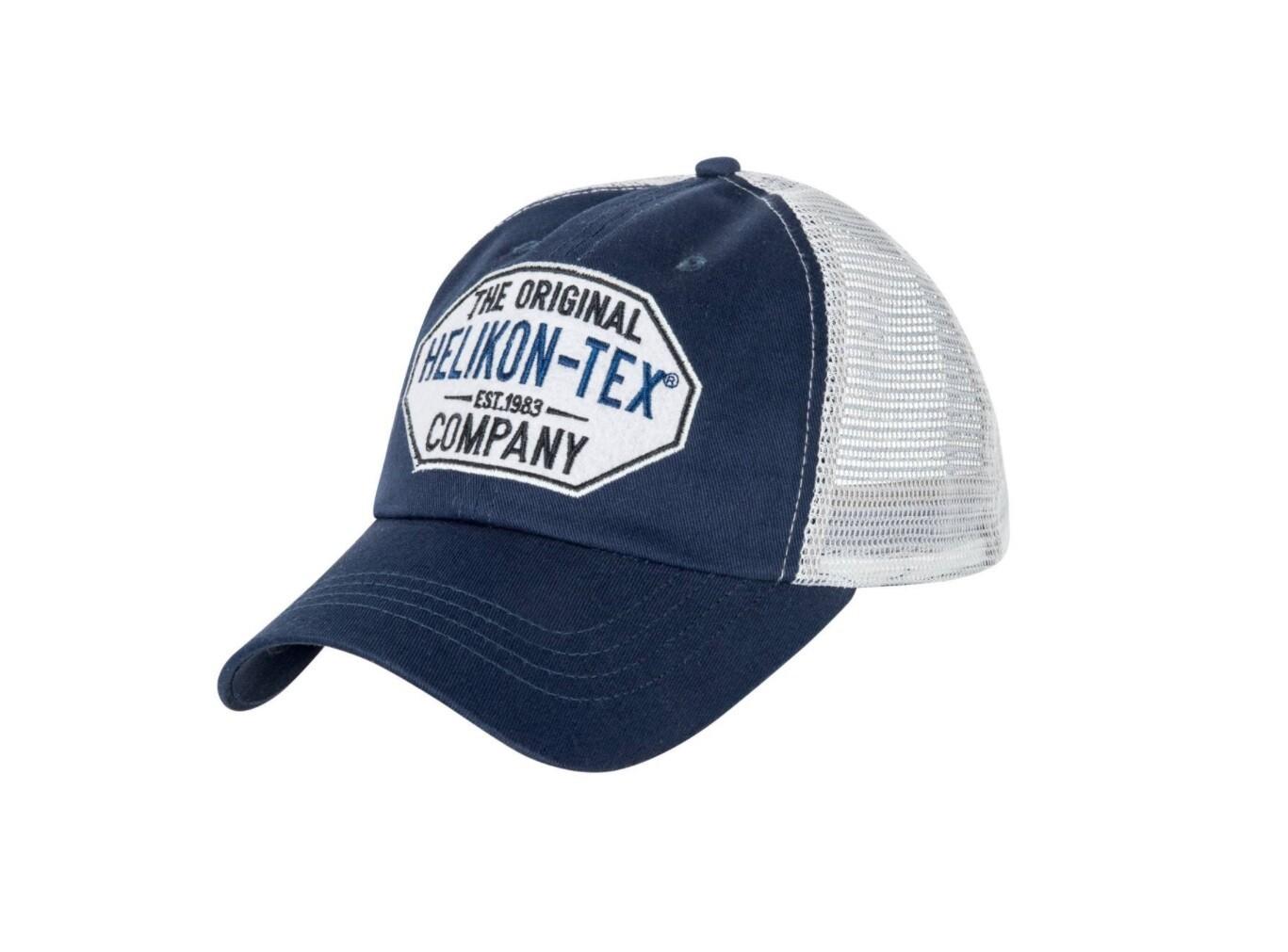 Helikon-Tex - Trucker Logo Cap - Cotton Twill