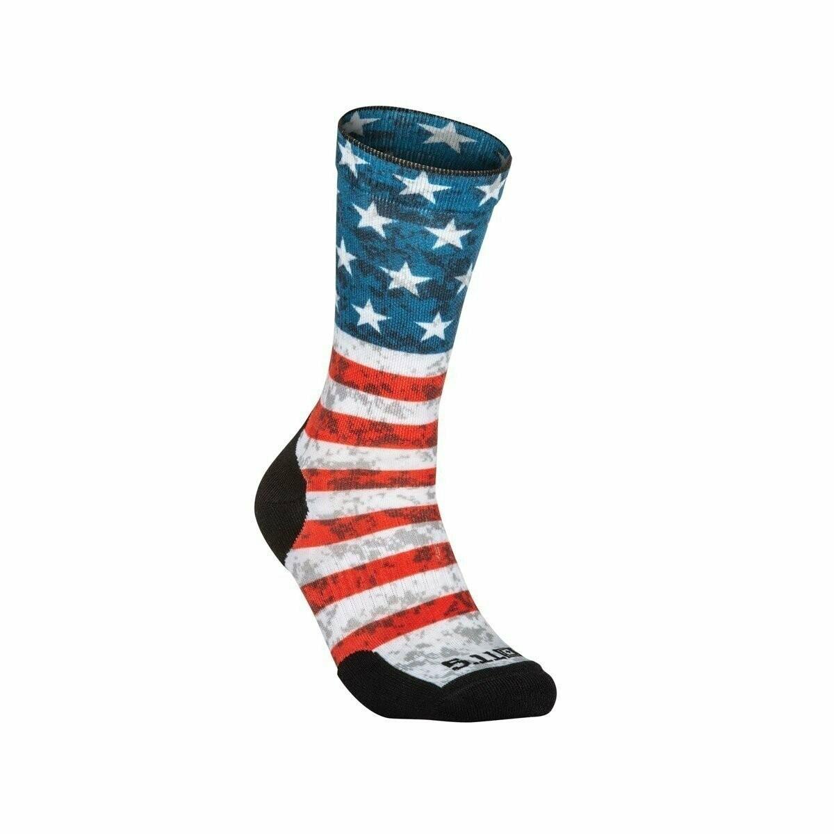 5.11 - Sock & Awe American Flag