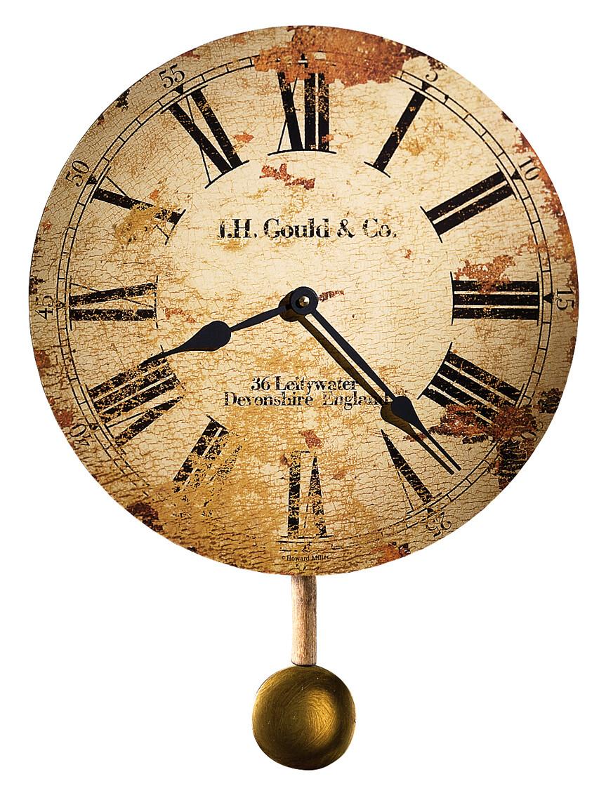 Howard Miller J H Gould & Co 620-257 Wall Clock