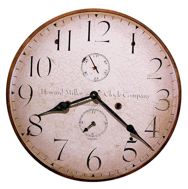 H Miller 620314 Wall Clock