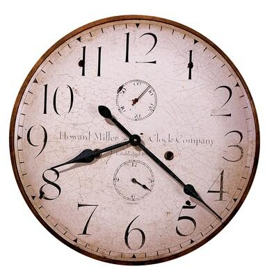 H Miller 620315 Wall Clock Oversized