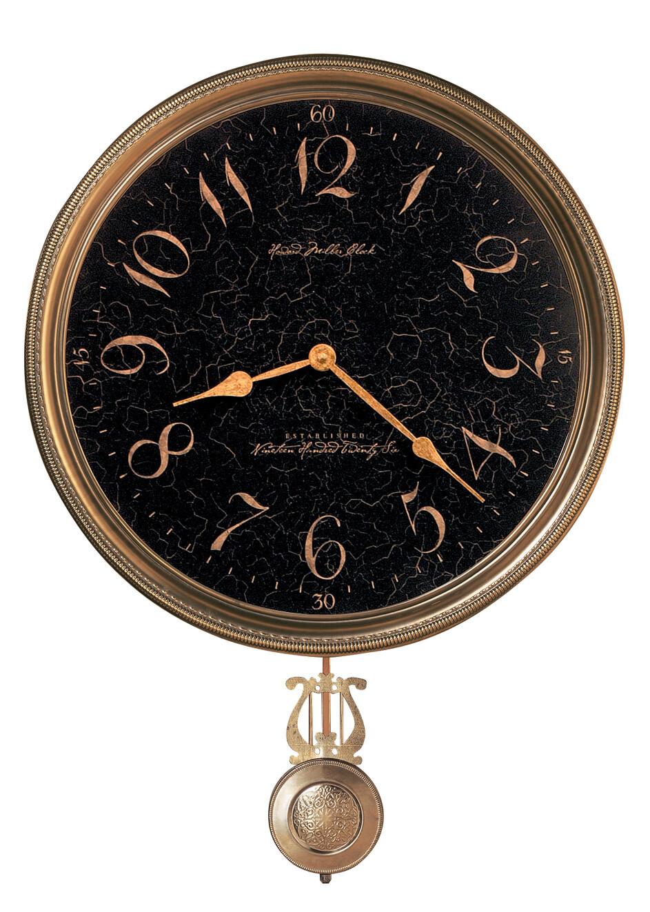 Howard Miller Paris Night 620449 Wall Clock