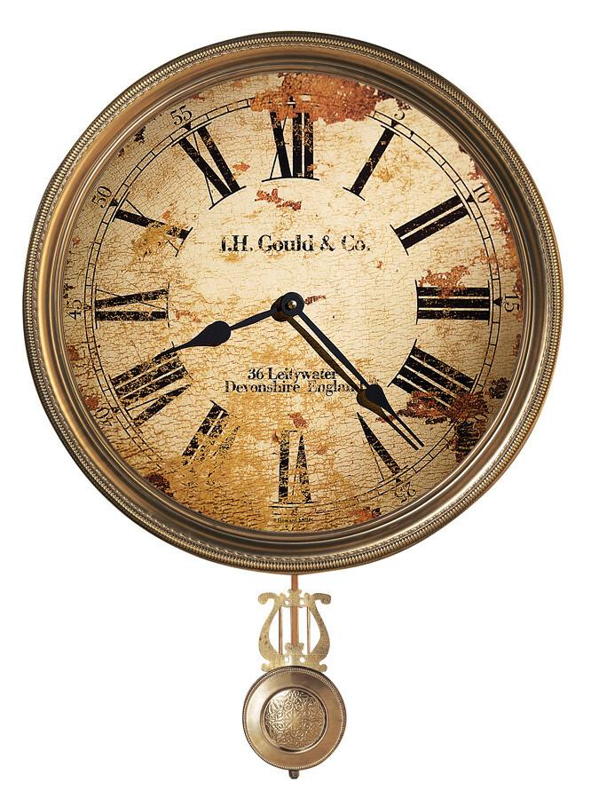 Howard Miller JH Gould & Co 620-441 Wall Clock
