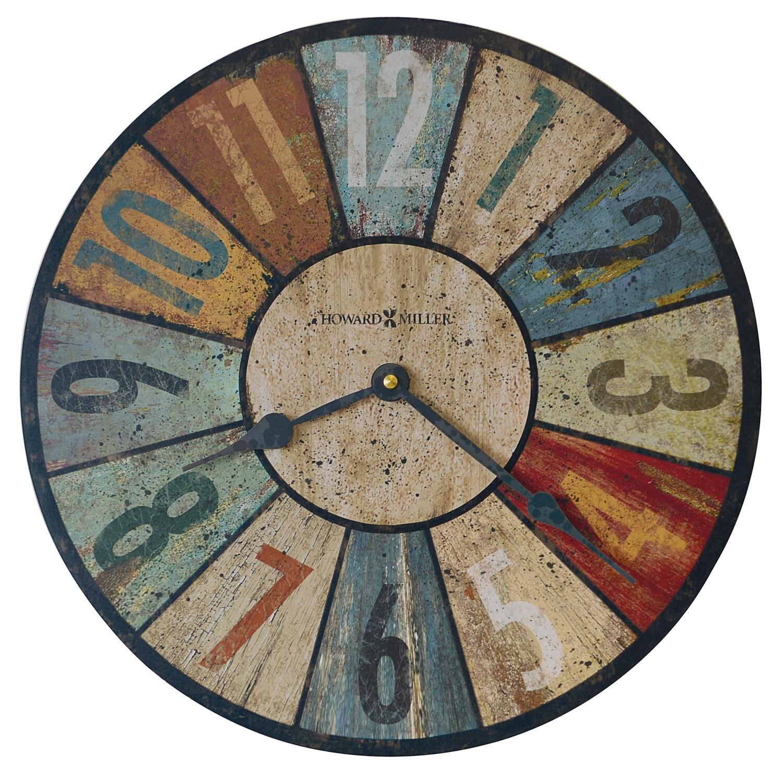 Howard Miller Sylvan II 620503 Wall Clock