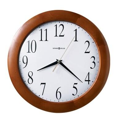 Howard Miller Corporate 625214 Wall Clock