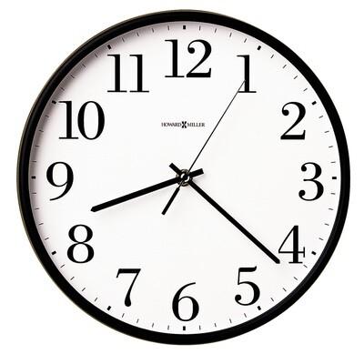 Howard Miller Office Mate 625254 Wall clock