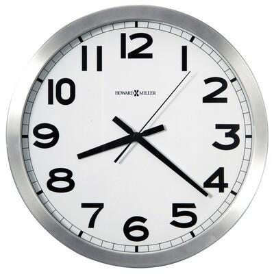 Howard Miller Spokane 625450 Wall Clock