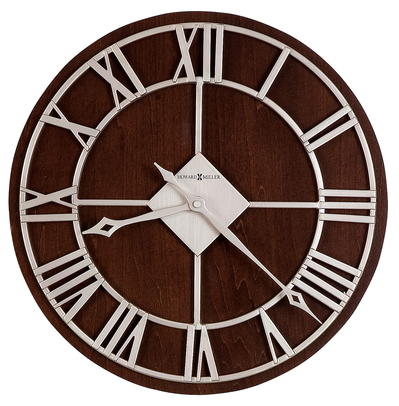 Howard Miller Prichard 625496 Wall Clock
