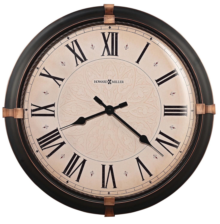 Howard Miller Atwater 625498 Wall Clock