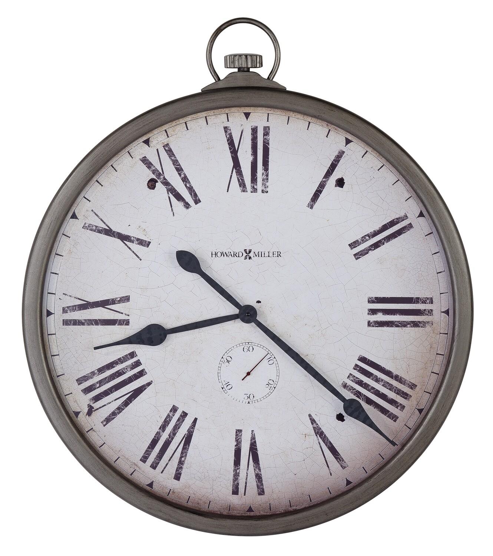 Howard Miller Gallery Pocket Watch 625572 Wall Clock