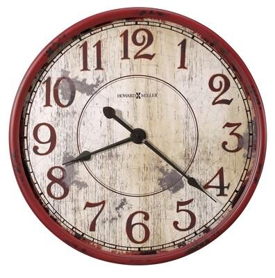 Howard Miller Back 40 625598 Wall Clock