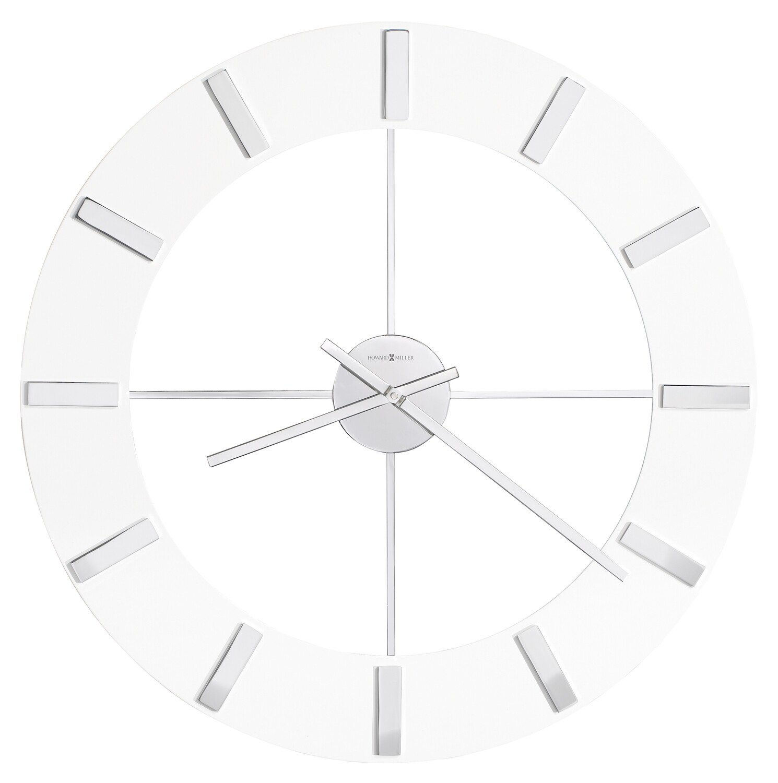 Howard Miller Pearl 625596 Wall Clock