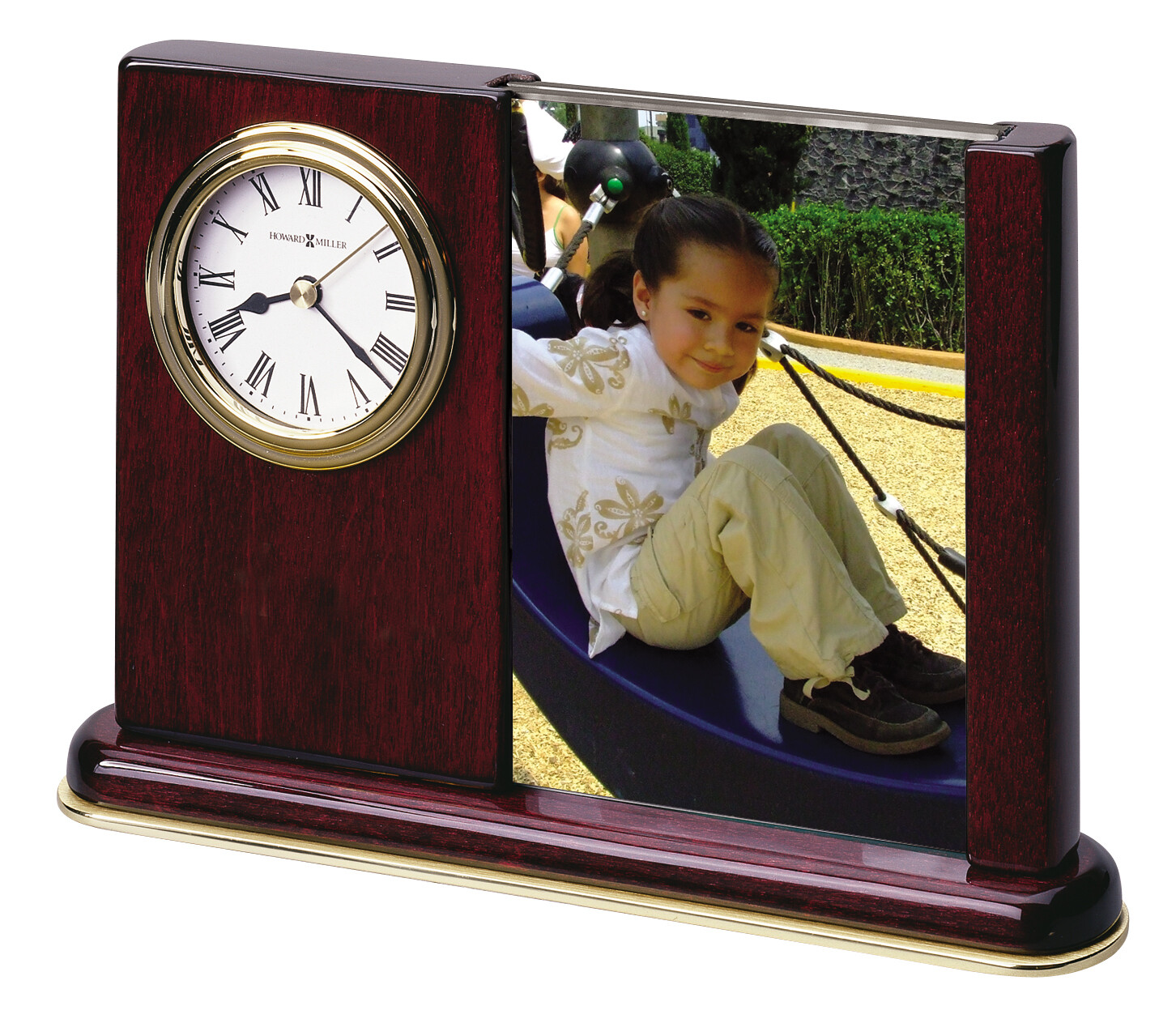 Howard Miller Portrait Caddy 645498 Tabletop Clock
