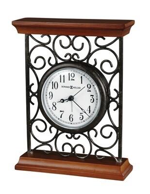 Howard Miller Mildred 645632 Tabletop Clock