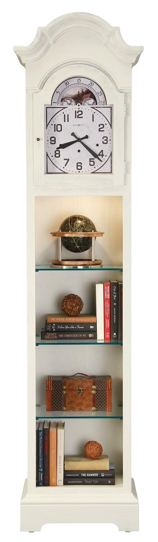Howard Miller 611301 Isadora II Curio  Floor Clock