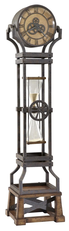 Howard Miller 615074 Hourglass Floor Clock