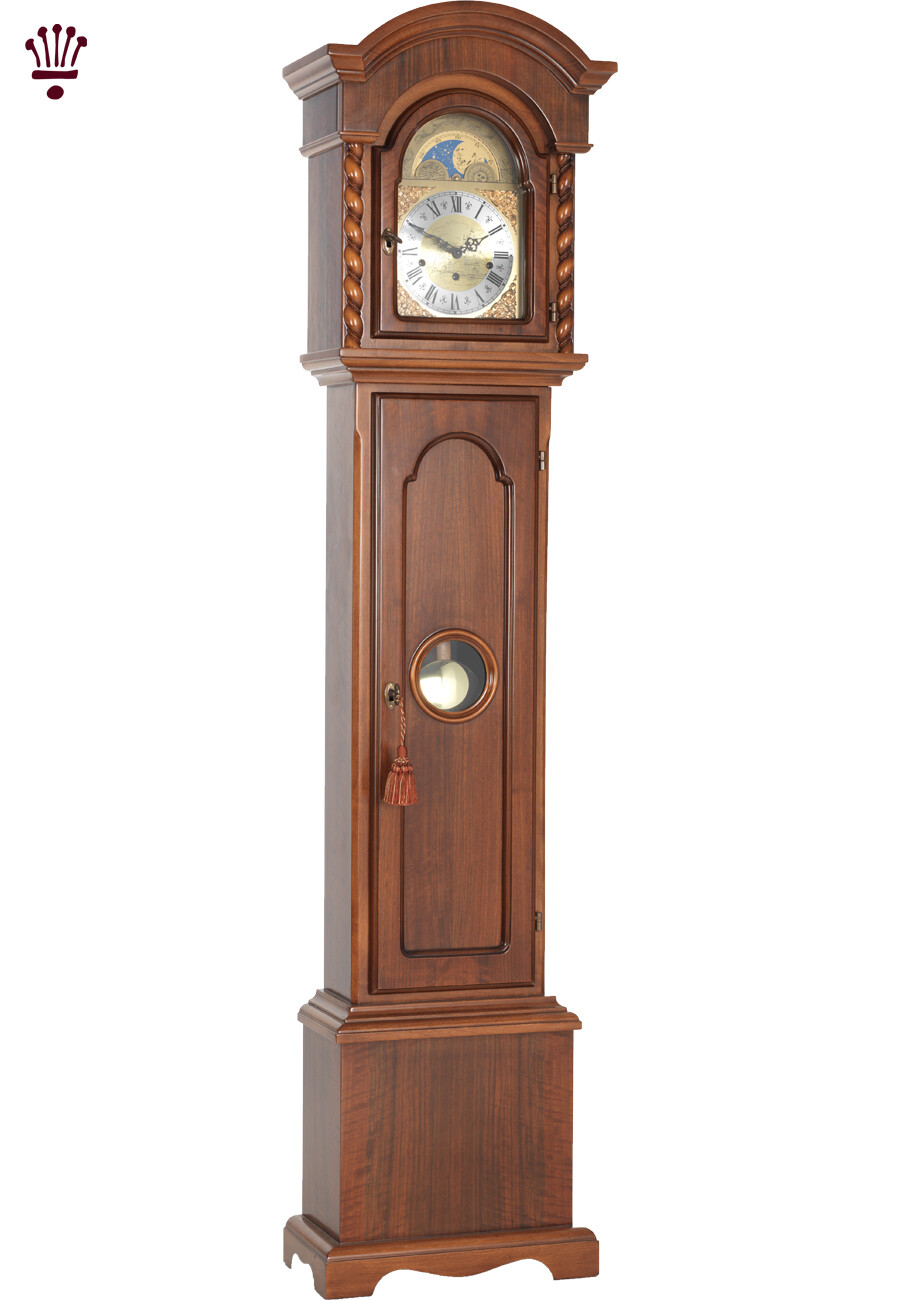 Billib Corinthian Grandmother Clock